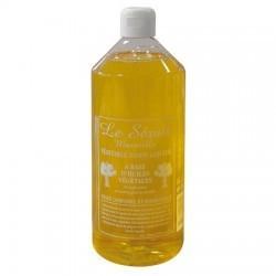 savon de Marseille liquide le sérail en litre à l'huile végétale