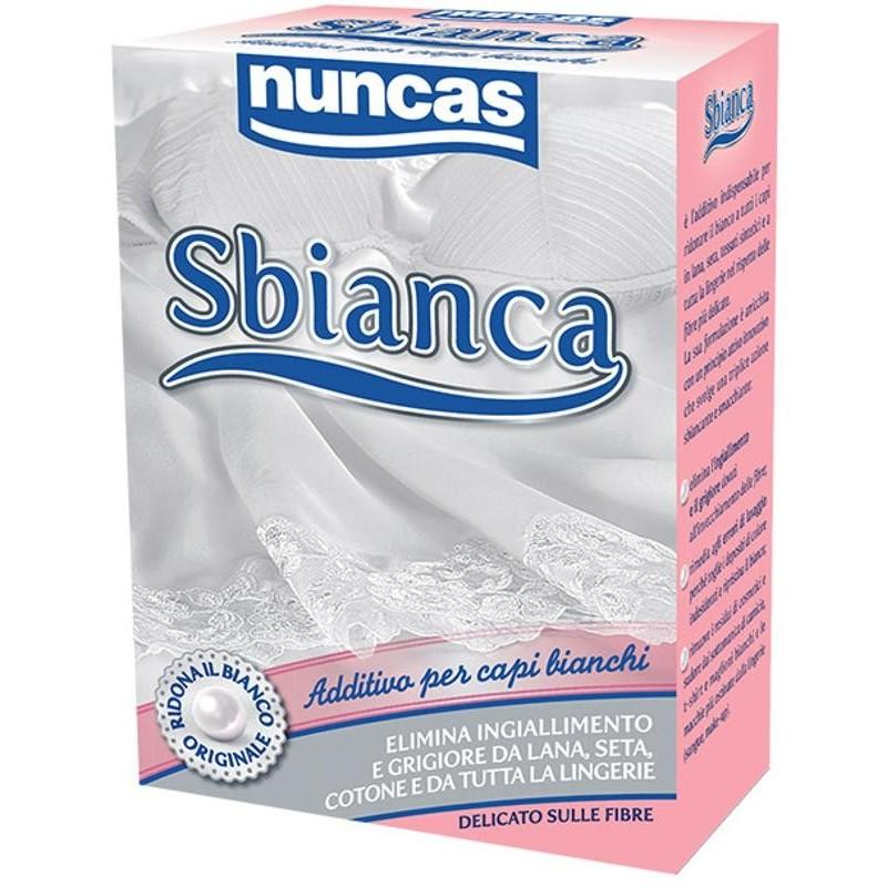 Sbianca additif pour les vêtements blancs