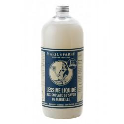 Lessive liquide Marius Fabre au savon de Marseille