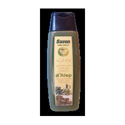 Savon d'Alep liquide huile d'olive et huile de laurier