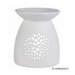 Chauffe-parfum en Porcelaine Durance