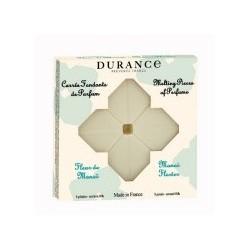 Carrées fondants de parfum Durance Fleur de monoï