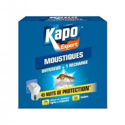 Kapo Expert Moustique Diffuseur électrique