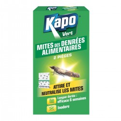 Kapo Vert Mites des Denrées Alimentaires