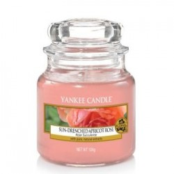 Yankee Candle Rose Succulente petite jarre