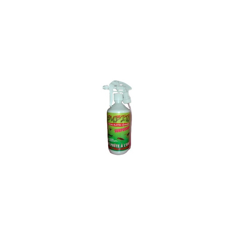 Subito Spray insecticide Spécial Blattes et Cafards